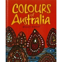 Colours of Australia [Soft Cover] - Aboriginal Children's Book