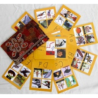 Gecko Educational - Alphabet Cards
