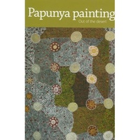 1000 pce Jigsaw Puzzle - Papunya Painting (Out of the Desert)