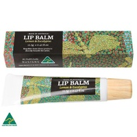 Lemon & Eucalyptus Lip Balm (12.5g)