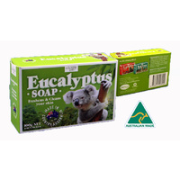 Eucalyptus Australia Made Soap - 100g