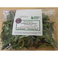 Barbushco dried Aniseed Myrtle Leaves 10g