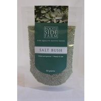 Footeside Farm Saltbush Leaves (dried & ground) - 50g