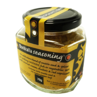 Green Farmhouse Boobialla Seasoning (Jar) - 70g