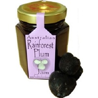 Kurrajong Rainforest Plum Jam (140g)
