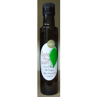 A Taste of the Bush Lemon Myrtle Mtn Pepper Macadamia Oil 250mls