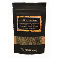 Marumalay Dark Lemon Blend Native Herbal Infusion Tea - 50g