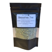 Oz Tukka Sassafrass Tea - 30g resealable pouch