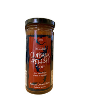 Diggers Outback Hot Relish - 250ml