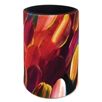 Utopia Neoprene Can Cooler - Leaves (Multi)
