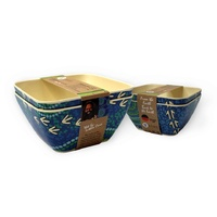 Bunabiri Bamboo Fibre Enviro Bowl (Set 2) - Wet Season