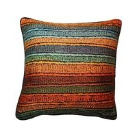 Saretta Aboriginal Art Totem Cushion Cover - Bantimita (Message Stick)