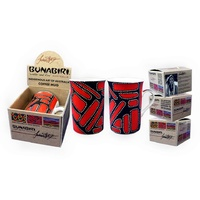 Bunabiri Aboriginal Art Boxed China Mug - Camping Ground