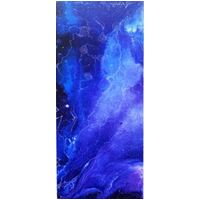Better World Aboriginal Art Magnetic Bookmark - Seven Sisters Dreaming