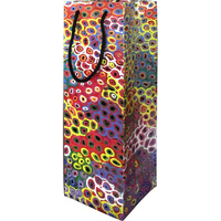 Utopia Aboriginal Art Giftbag (Long) - Soakage