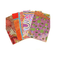 Aboriginal design Wrapping Paper Mixed Pack (4)