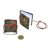 Handmade Aboriginal Art Paper Mini Notebook/Journal - Seven Sisters Dreaming