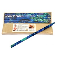 Handmade Paper Aboriginal Art Pencils (Set 5) - Pikilyi