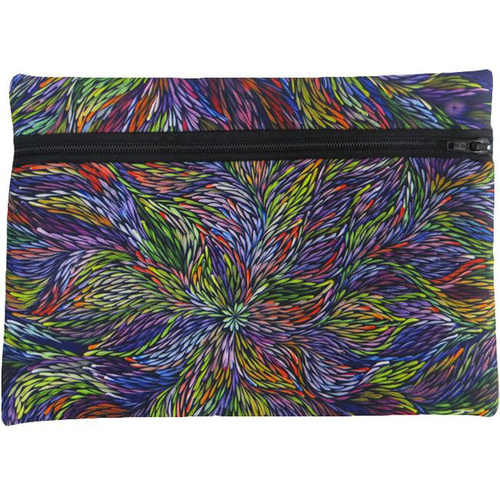 Utopia Travel Case - Wild Flowers by Sacha Long