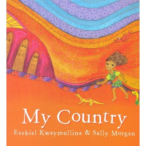 My Country - Aboriginal Children's Book [Soft Cover]