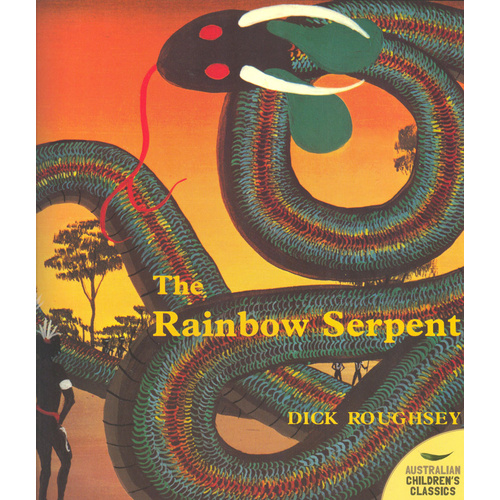 The Rainbow Serpent (SC) - Aboriginal Children's Book