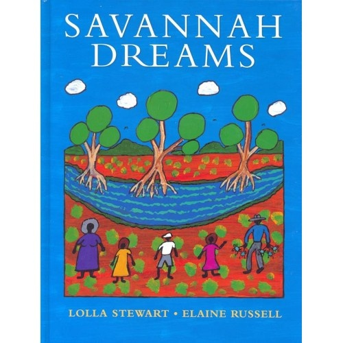 Savannah Dreams [HC] - Aboriginal Children's Book