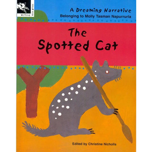 The Spotted Cat (SC) - Aboriginal Children's Book