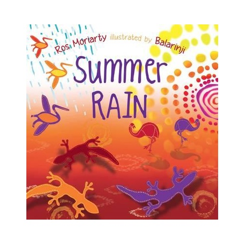 Summer Rain [SC] - Aboriginal Children's Book