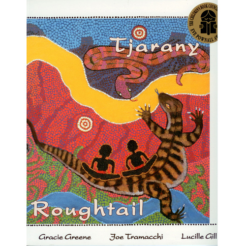 Tjarany Roughtail (SC) - Aboriginal Children's Book