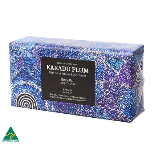 Handmade Soap - Kakadu Plum Body Bar